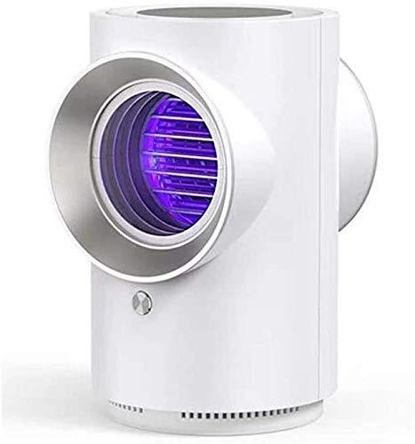 Nologo - Lámpara para matar mosquitos con luz UV, para uso en cocina, sala de estar, cuarto de baño, dormitorio