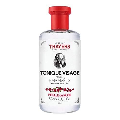 Tonique d'Hamamélis de Sorcière avec Pétale de Rose Thayers Natural - 1