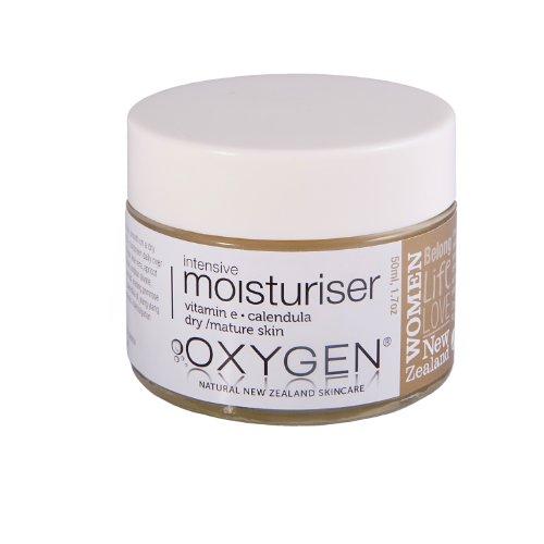 Oxygen Skincare Women Intensive Feuchtigkeitscreme mit Vitamin E und Ringelblume für trockene Haut 50ml