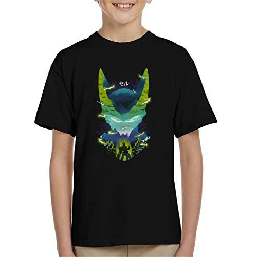 Cloud City 7 Dragon Ball Z Cell Kid's T-Shirt