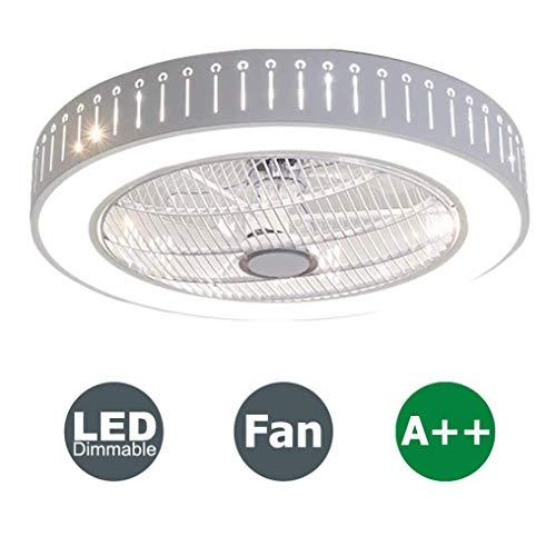 Moderner Deckenventilator mit LED Beleuchtung kaufen  Bild 1*