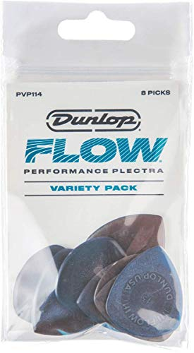 Jim Dunlop PVP1.14 Flow - Púas para guitarra