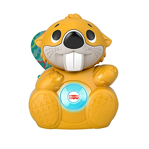 Fisher-Price Linkimals Boppin' Beaver Musical Toy