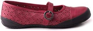 Loggalin 313004 625 Kadın Bordo Günlük Ayakkabı 44