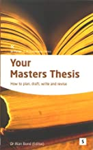 Your Masters Thesis: Helping You to Achieve (In-Focus, Studymates)