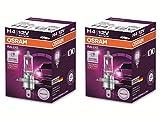 Osram Rallye H4 Halogen 62204 Exterior Headlight Bulb (12V, 100/90W, 2 Bulbs)