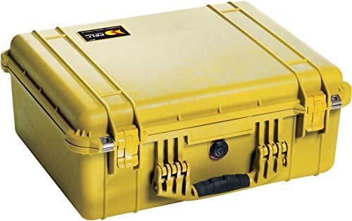 Pelibox 1550 Kunststoffbox, mit Schaumstoffeinsatz