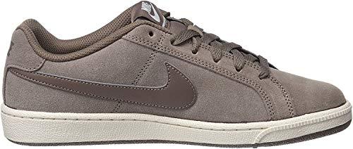 Nike Wmns Court Royale Suede, Zapatillas para Mujer, Marrón (Mink Brown/Mink Brown-Phantom 200), 37.5 EU