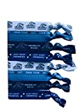 8 Piece Swimming Hair Elastic Set - Girls Swimming Accessories - No Crease Swimmer Hair Elastics Set - Swim Accessories for Girls, Women, Coaches, Teams, Swim Meets - MADE in the USA