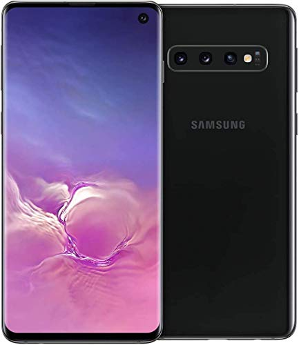 Samsung Galaxy S10 Enterprise Edition - Smartphone SM-G973F (15,5 cm (6.1'), 8 GB, 128 GB, 12 MP, Android 9.0, Negro)