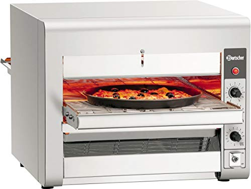 Four a Pizza Convoyeur - 3,5 kW - Bartscher