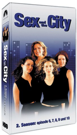 Sex and the City: Season 2, VHS 2