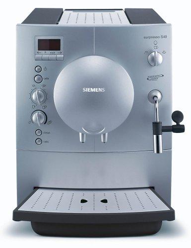 Siemens surpresso S40  TK64001 Kaffee/Espresso-Vollautomat