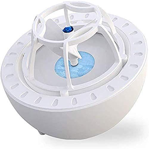 Mini lave-vaisselle à ultrasons, portable USB, entièrement automatique, onde d'eau haute pression, lave-vaisselle de cuisine multifonctionnel pour plats, fruits, légumes, verres