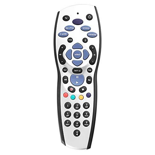 prettygood7 433 MHz TV Fernbedienung für Sky TV CES REV9F HD Sky+ Plus HD REV 9