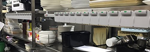 XLR Rail Ticket System - Complete 16 Holder XLR Rail Ticket System as seen at NRA Chicago 2019 - Multiple Unit Discounts Apply