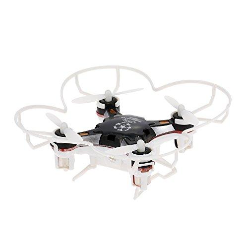 GoolRC 777-124 Explorers quadricottero Pocket Quadcopter Micro Drone 4CH 6Axis Gyro commutabile controller CF Modalità Uno tasto per tornare 3D rotolo MAV RTF nero