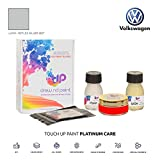 DrawndPaint for/Volkswagen Lupo 3L Fsi/Reflex Silver Met - LA7W / Touch-UP Sistema DE Pintura Coincidencia EXACTA/Platinum Care
