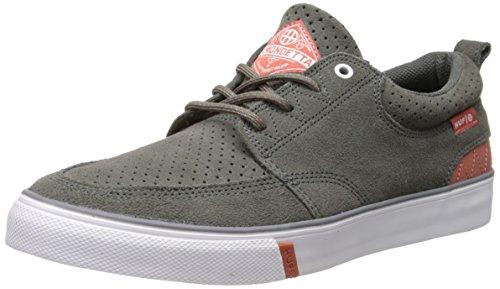 HUF Ramondetta Pro Herren Sneaker, Grau (Dark Gray/Amber), 47 EU