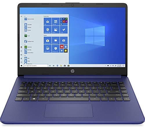 HP Stream 14s-fq0509sa 14″ Laptop – AMD 3020e, 64 GB eMMC, Blue New Windows 10