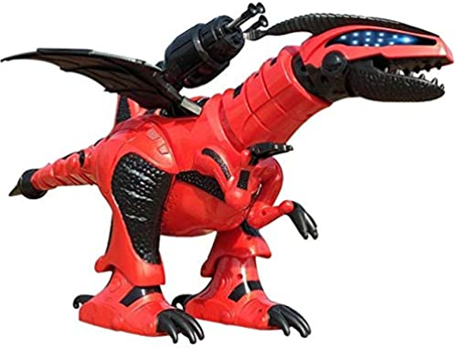 Intelligente Fernbedienung Dinosaur Dancing Walking Singing Robot Electric Dinosaur Luxury Kids Gift