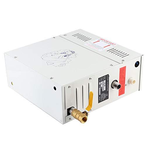 Calentador de sauna Pantalla Led 4.5KW 220V Generador de sauna Generador de baño para sauna y spa en casa