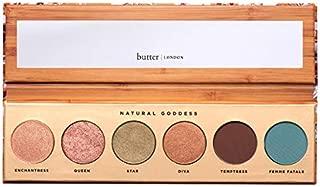 butter LONDON Natural Goddess Eye Shadow Palette, .26 Ounce
