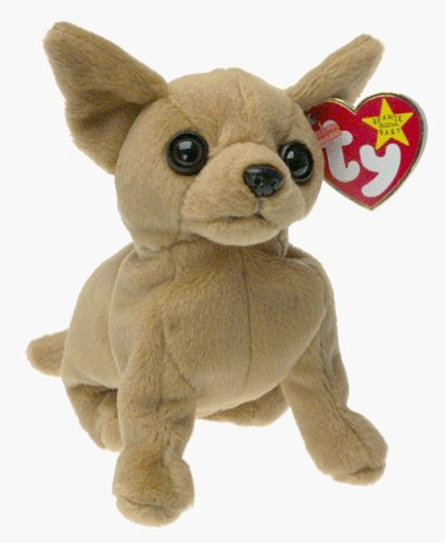 Stackable Plush Ty Beanie Teeny Tys ~ DIGGS the Dog 3 Inch ~ UK Version ~ NEW