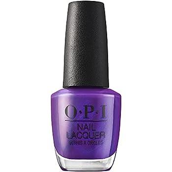 OPI Nail Lacquer Sound of Vibrance Purple Nail Polish Malibu 2021 Collection 0.5 fl oz