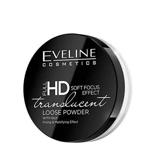 Eveline Cosmetics - Puder - Full HD Loose Powder Translucent
