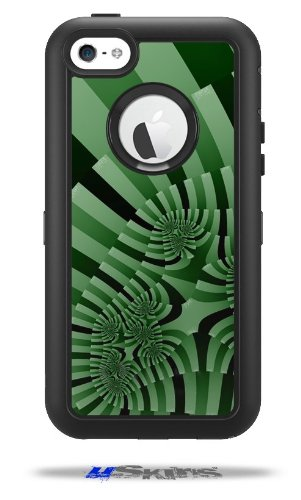 Camo - Decal Style Vinyl Skin fits Otterbox Defender iPhone 5C Case - (CASE NOT Included)