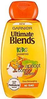 [Garnier ] ガルニエ究極のブレンド子供用アプリコット&コットンフラワーシャンプー250Ml - Garnier Ultimate Blends Kids Apricot & Cotton Flower Shampoo 250ml [並行輸入品]