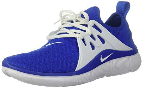 Nike Acalme, Zapatillas de Running Hombre, Multicolor (Hyper Royal/White/Volt 400), 40.5 EU