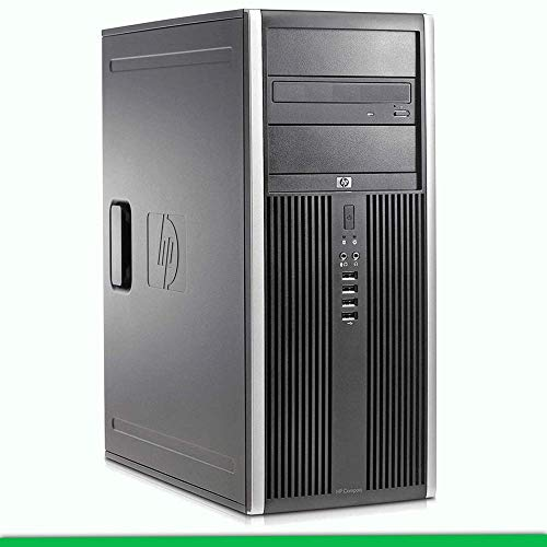 PC TOWER Computer Desktop Gaming Entry Level HP ELITE 6200, Windows 10 Professional, Intel i5-2400, Memoria Ram 8GB DDR3, SSD 120GB, HD 500GB, GeForce GT710 2GB, DVD-ROM, WIFI (Ricondizionato)