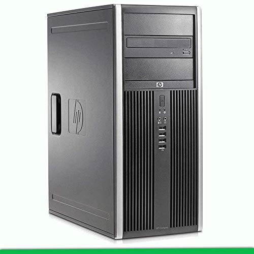 PC Tower Computer Desktop Gaming Entry Level HP Elite 8200, Windows 10 Professional, Intel i5-2400, Memoria Ram 8GB DDR3, SSD 120GB, HD 500GB, GeForce GT1030 2GB, DVD-ROM, WIFI (Ricondizionato)