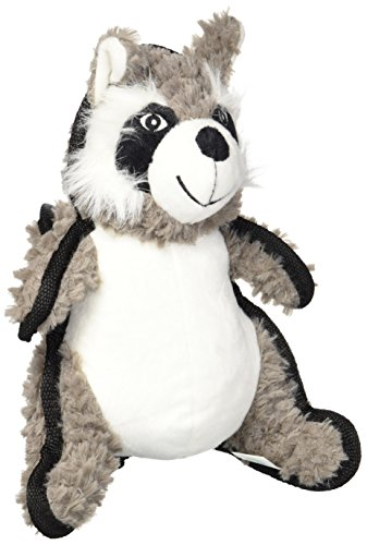 Happy Tails Raccoon Durables Dog Toy