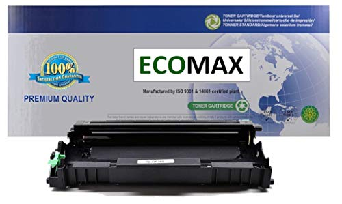 ECOMax New Compatible DR360 DR-360 Drum Cartridge, Replacement Use For DCP-7030, DCP-7040, HL-2140, HL-2170W, MFC-7340, MFC-7345N, MFC-7440N, MFC-7840W Printers