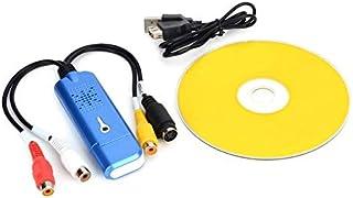 USBビデオキャプチャ― 大切なビデオテープ映像をデジタルで保存可能 RCA/S端子映像→デジタル動画に変換 アナログ映像キャプチャユニット Windows対応 FMTVC200