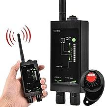M8000 Wireless Signal Radio Detector, Camera RF Signal Bug Detector Device Tracer Finder(US)