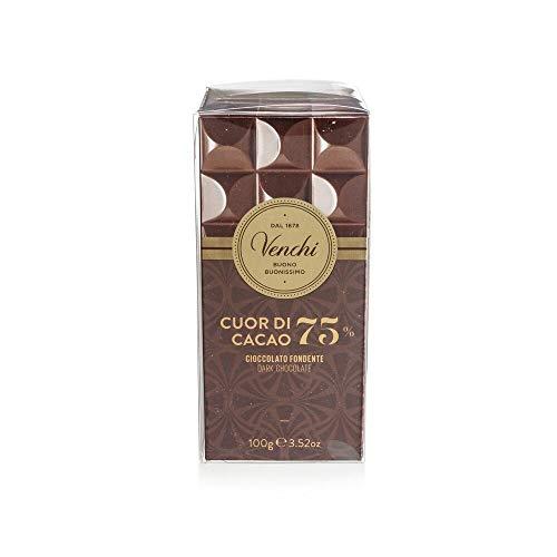 Venchi Kit Degustazione con 6 Tavolette di Fondente- al Latte e Bianco- senza Glutine- Cioccolato- 600 Grammi
