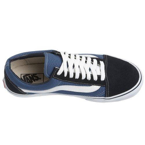 Vans U Old Skool Zapatillas, Unisex Adulto, Azul (Navy), 37