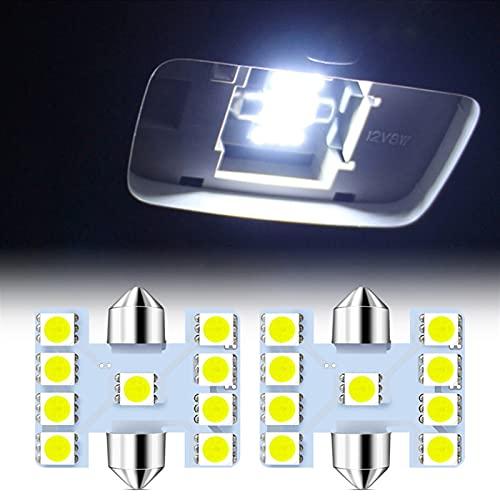 Luces Interiores de automóviles LED LED Light para Smart FORTWO FORFOUR453 451 450 Mini Cooper Countryman Clubman F54 F56 F55 F60 R61 R61