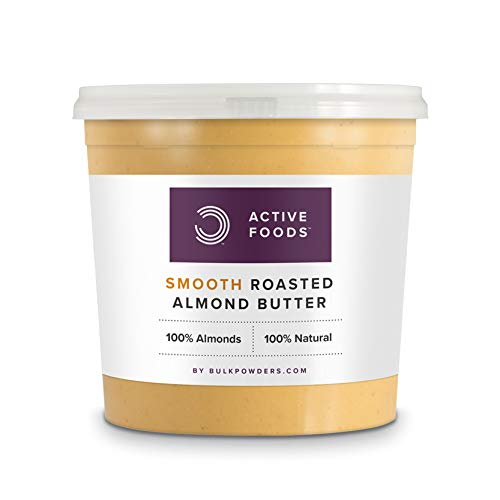 Smooth Natural Almond Butter Tub, 1 kg