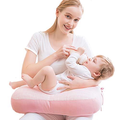 Baby GOUO@ Allaitement Coussin de Ceinture néonatale Coussin de bébé pour bébé Tapis Anti-crachats Tenez Le Tapis de l'enfant