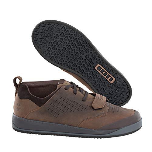 ION Frotamiento de Zapatos Selecciona Zapatos de Ciclismo marrón Marfil, Tamaño:47 EU