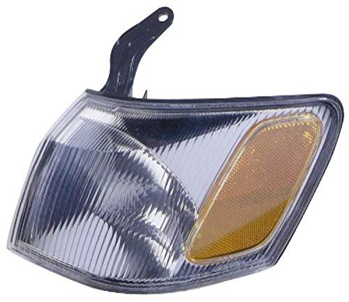 DEPO 312-1520L-AC Replacement Driver Side Turn Signal Light (This product is an aftermarket product. It is not created or sold by the OE car company)
