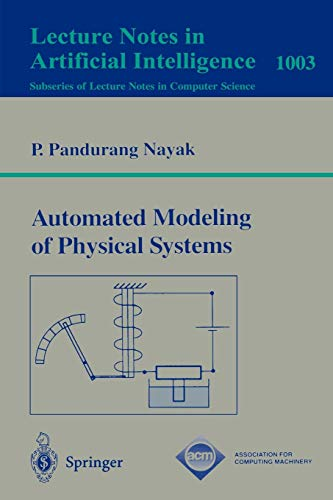 Automated Modeling of Physical Systems (Lecture Notes in