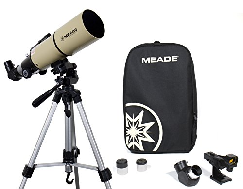 Meade Instruments 222001 80mm Adventure Scope with Accessories, Tripod and Backpack