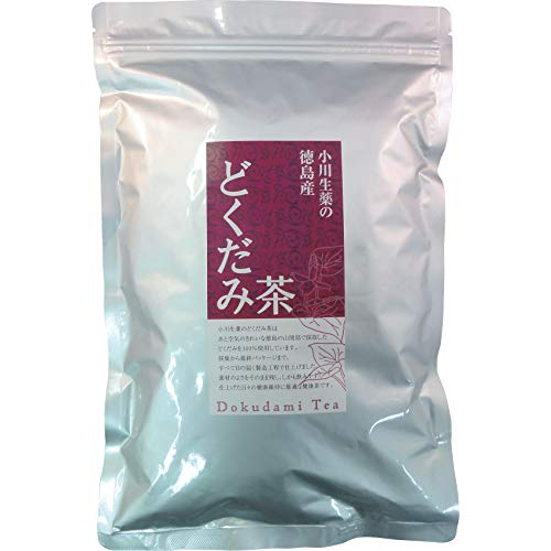 小川生薬『徳島のどくだみ茶』