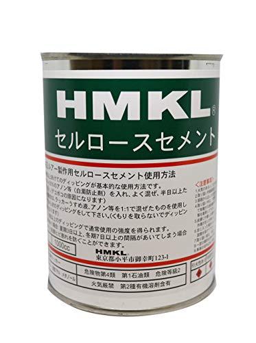 HMKL(ハンクル) セルロースセメント 500cc